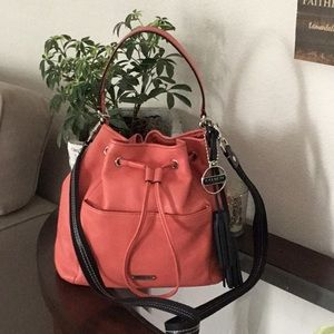 Coach Avery Hobo in Buttery Soft Leather w/Extras!